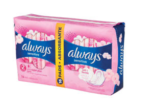 Higienski vložki Always u.sens.duo,2×8
