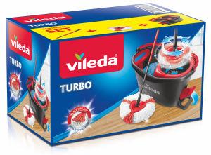 Komplet za čiščenje tal Turbo Mop