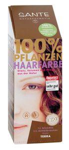 Barva za lase Sante, zemelj.rjava, 100% rastlinska