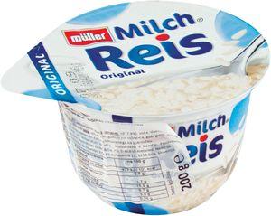 Mlečni riž Muller, navadni, 200 g