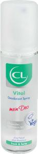 Dezodorant CL, Vital deo brez plina, 75ml