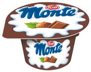 Desert Monte, čokolada, 150g