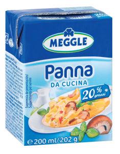 Smetana Meggle, za kuhanje, 200ml