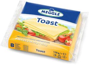 Sir Toast Meggle, lističi, 150 g