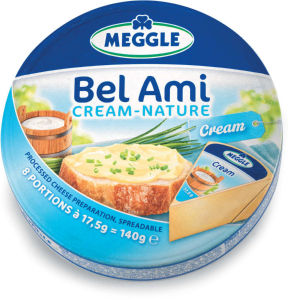 Topljeni sir Bel Ami, smetana, 140 g