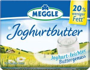 Maslo Meggle, z jogurtom, 250g