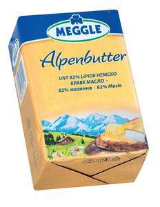 Maslo Meggle, 125 g