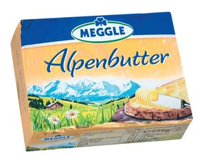 Maslo Meggle, Premium, 250g