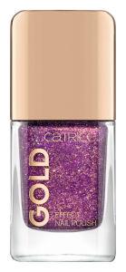 Lak za nohte Catrice, Gold effect, odtenek 06