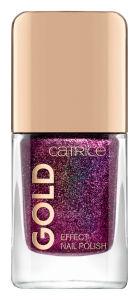 Lak za nohte Catrice, Gold effect, odtenek 07