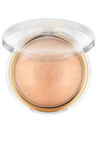 Puder za osvetljevanje Catrice kompaktni High glow mineral, odtenek 030 Amber beige