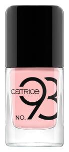 Lak za nohte Catrice z gel zaključkom, odtenek 93  So many polish, so little nails