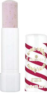 Piling za ustnice Essence dekorativa, mandelj X-Mas Wishes Candy