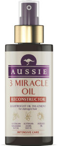 Losion Aussie, 3 oil miracle, 100ml