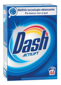 Pralni prašek Dash, regular, 2,86kg, 44P