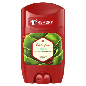 Dezodorant Old Spice, citron, stick, 50ml