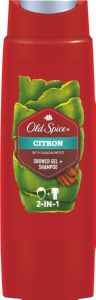 Tuš gel Old Spice, citron, 250ml