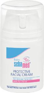 Krema Sebamed Bebe, zaščitna za obraz, pumpica, 50ml