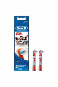 Nastavek za zobno ščetko Oral B kids star wars EB10, 2/1