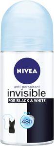 Dezodorant roll-on Nivea inv.B&W, 50ml