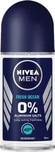 Dezodorant Nivea, men, fresh ocean, 50ml