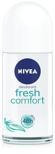 Dezodorant roll-on Nivea, ž., f.comfort,50ml