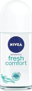 Dezodorant roll-on Nivea, ž., f.comfort,50ml