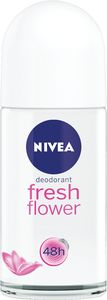 Dezodorant Nivea, žen., fresh flower, 50ml