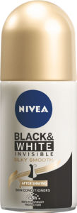 Roll-on Nivea, Inv.black&white, Smooth, 50ml