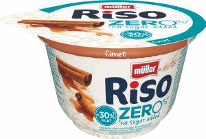 Mlečni riž Riso Muller lahki, sortirano, 200g