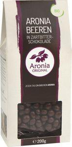 Aronia Bio v temni čokoladi, 200g