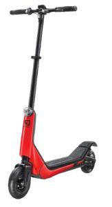 Skiro Citybug 2S, električni, rdeč