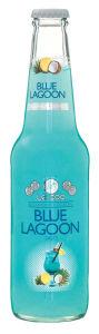 Pijača Cock., Blue lagoon, alk.4,7 vol%,0,33l