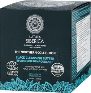Maslo za obraz NS, črno za suho kožo, 120ml