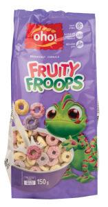 Oho kosmiči FRUITY FROOPS 150 g