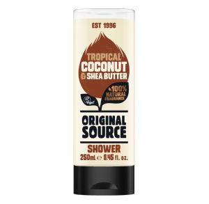 Tuš gel Original source, kokos&shea, 250ml