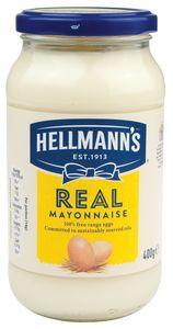 Majoneza Hellmann's, v kozarcu, 400g
