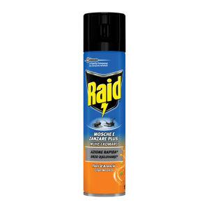 Insekticid Raid, M&Z pomarančni cvet, 400ml