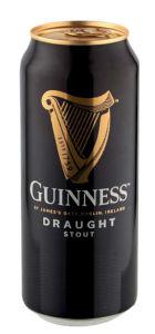 Pivo Guinness, pločevinka, alk.4,2 vol%, 0,44l