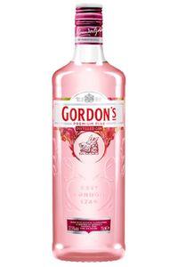 Gin Gordons pink, alk.37,5 vol %,  0,7l