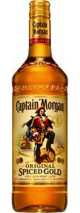 Rum Captain Morgan, alk.35 vol%, 0,7l
