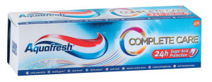 Zobna pasta Aquafresh, compl.care, 75ml