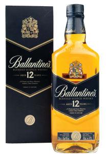 Whisky Ballatines, 12Y Gold seal, alk.40 vol%, 0,7l