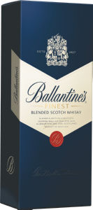 Whisky Ballantines fin., alk.40 vol%, 0,7l