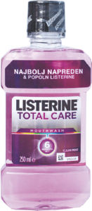 Ustna voda Listerine, total care, 250ml