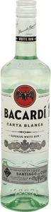 Rum Bacari, Carta Bianca, alk.37,5 vol%, 0,7l