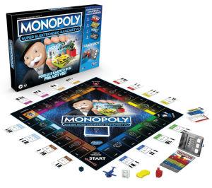 Igra Monopoly, Super Electronic Banking