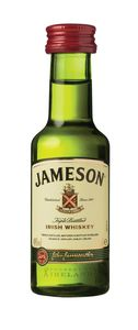 Whiskey Jameson, alk.40 vol%, 0,05l
