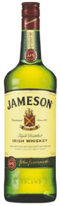Whisky Jameson, alk.40 vol%, 1l