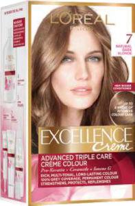Barva za lase Excellence, 7